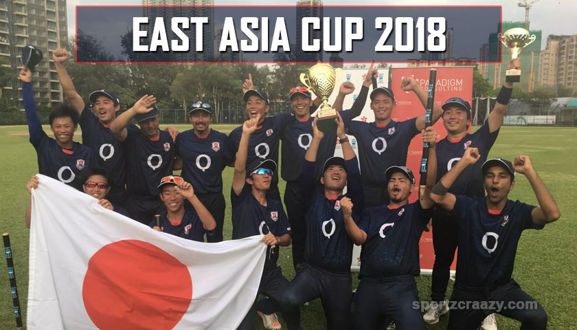 east asia cup 2018