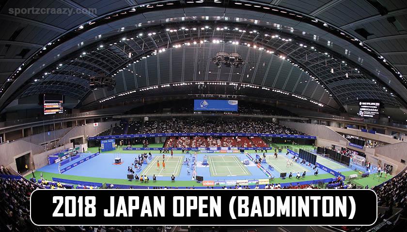 2018 Japan Open (Badminton)