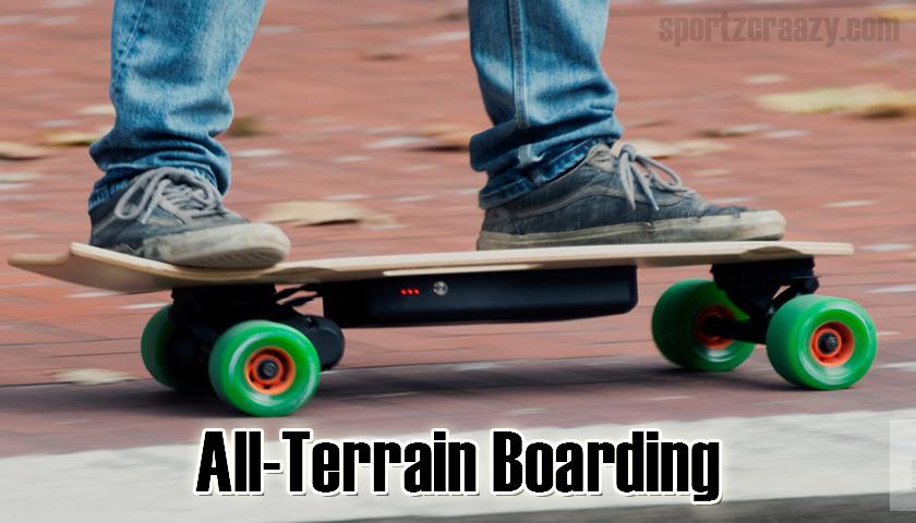 All-Terrain Boarding