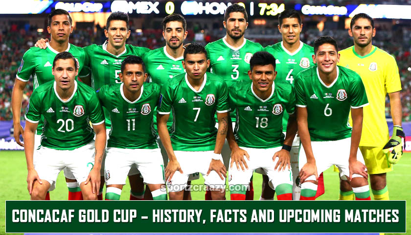 CONCACAF Gold Cup – history, facts and upcoming matches