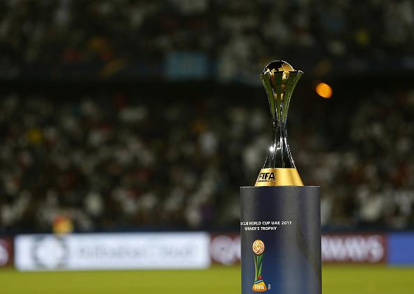 FIFA Club World Cup Trophy