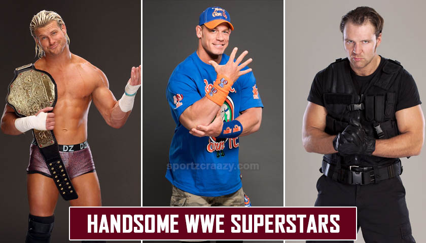 Handsome WWE Superstars