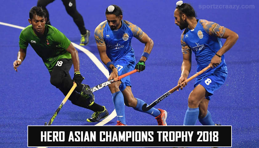Hero Asian Champions Trophy 2018