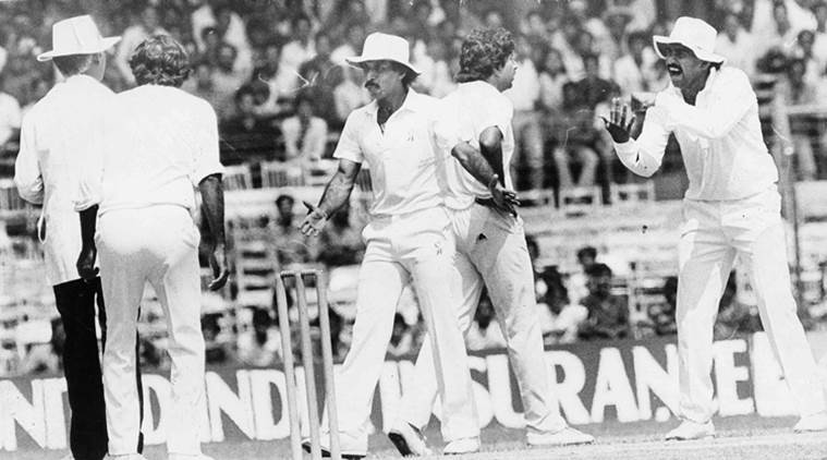 History of Revenge in Cricket