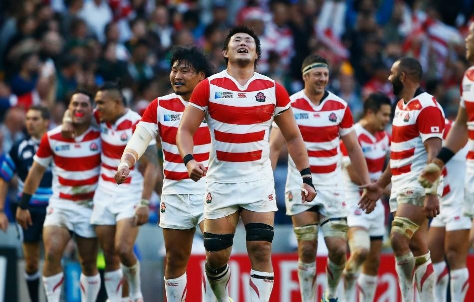 Japan rugby team