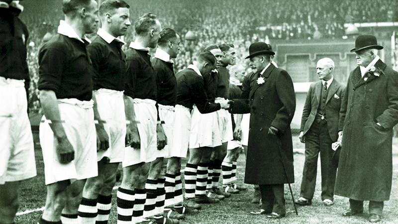 Manchester City - History