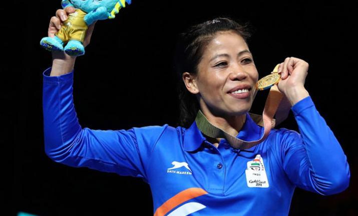 Mary Kom Achievements