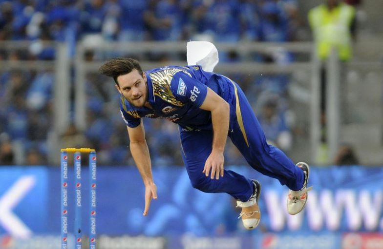 Mitchell McClenaghan Best Bowler for Mumbai Indians