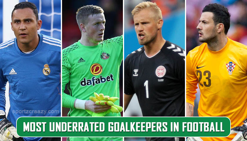 Most Underrated Goalkeepers in Football