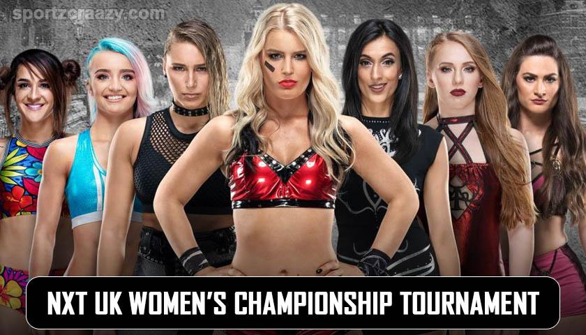 NXT UK Women's Championship Tournament