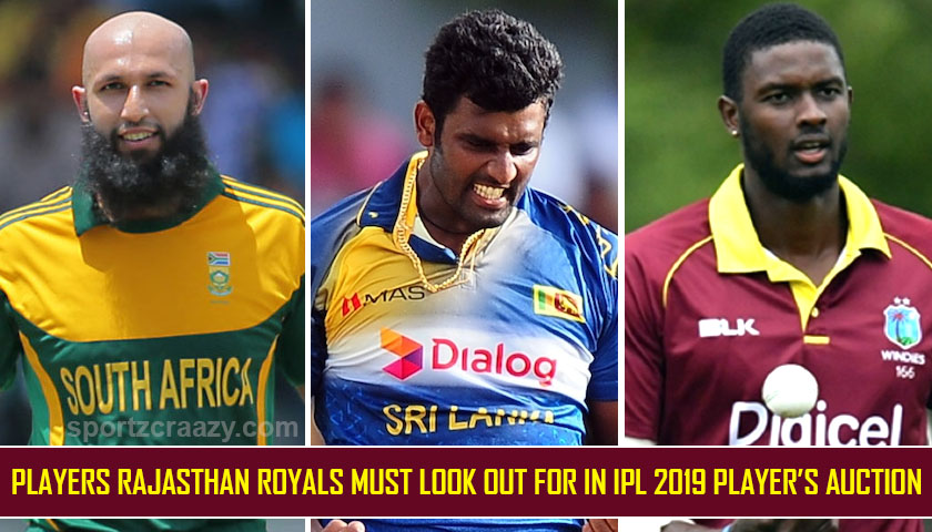 Players Rajasthan Royals must look out for in IPL 2019 Player's Auction
