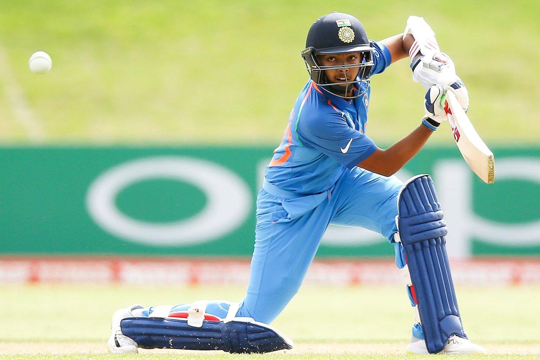Prithvi Shaw has Miles to go