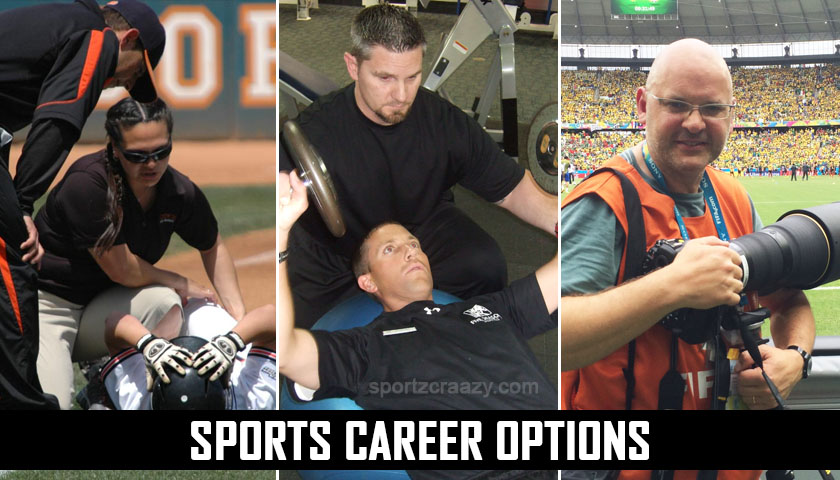 Sports Career Options
