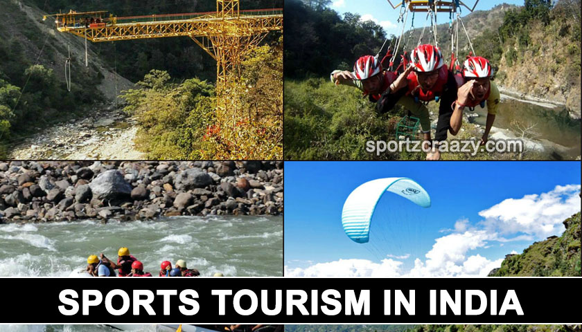 Sports Tourism in India