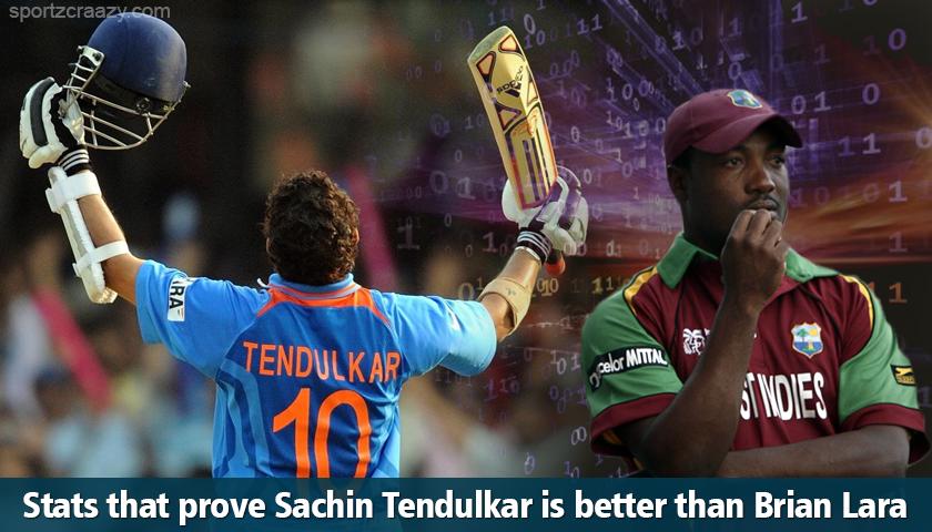 Stats-that-prove-Sachin-Tendulkar-is-better-than-Brian-Lara