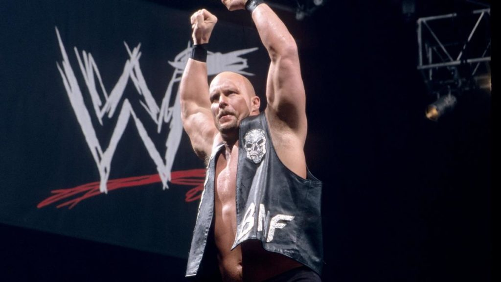 Steve Austin's presence in PPV along with an Infection