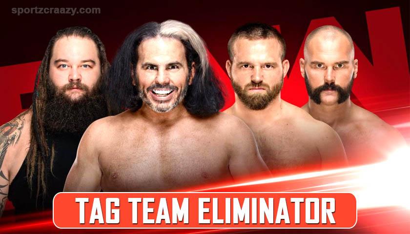 Tag Team Eliminator