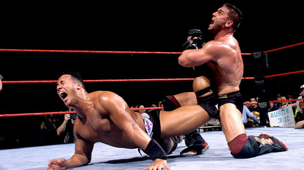 The Rock vs the ShamRock (1998 Finals)