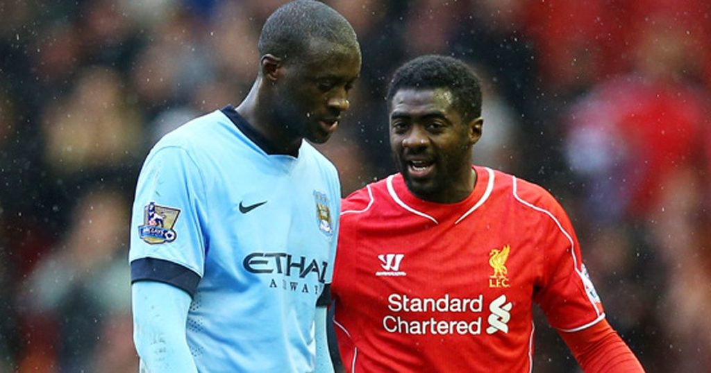Yaya and Kolo Toure