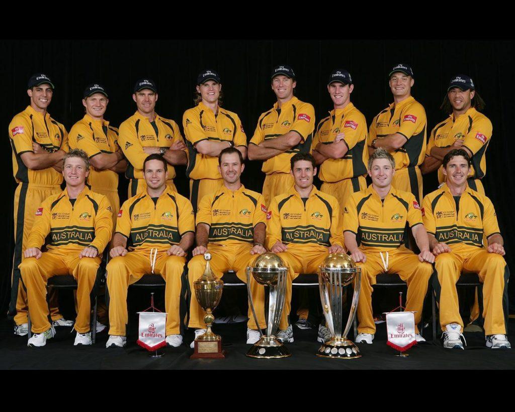 australian cricket team 1990