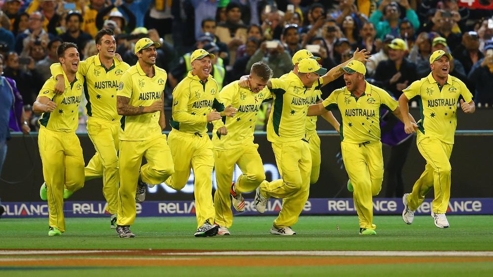 australian cricket team under ponting