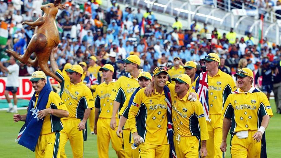 australian team 2003