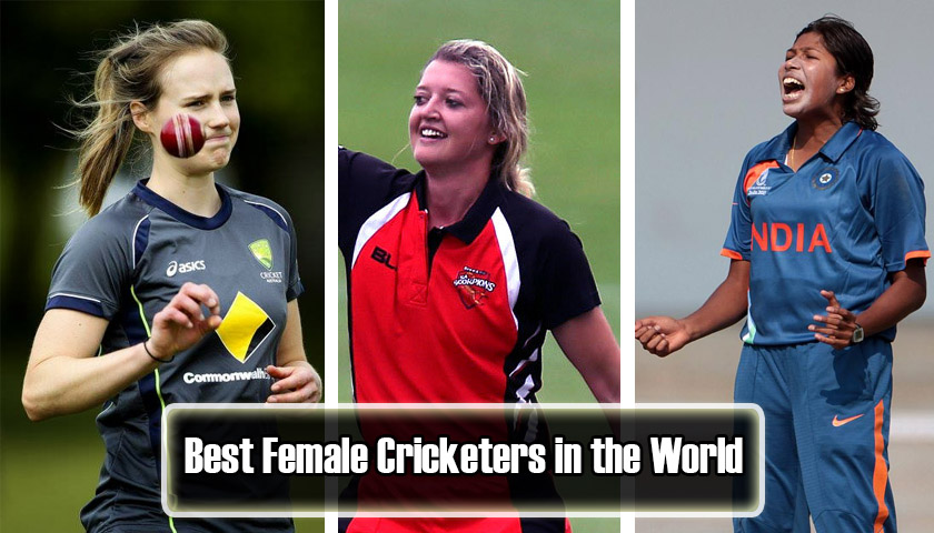 best female cricketers