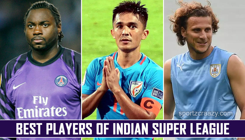 best players of Indian super league