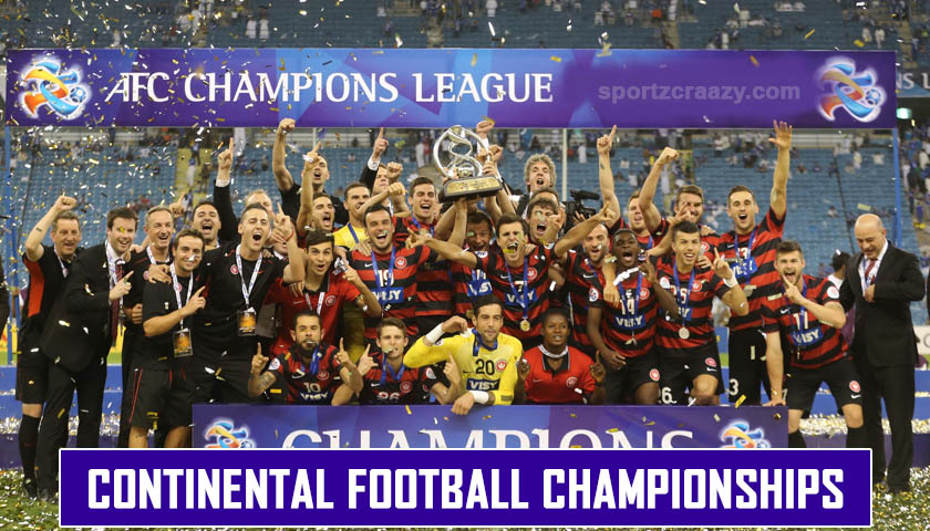 continental football championships