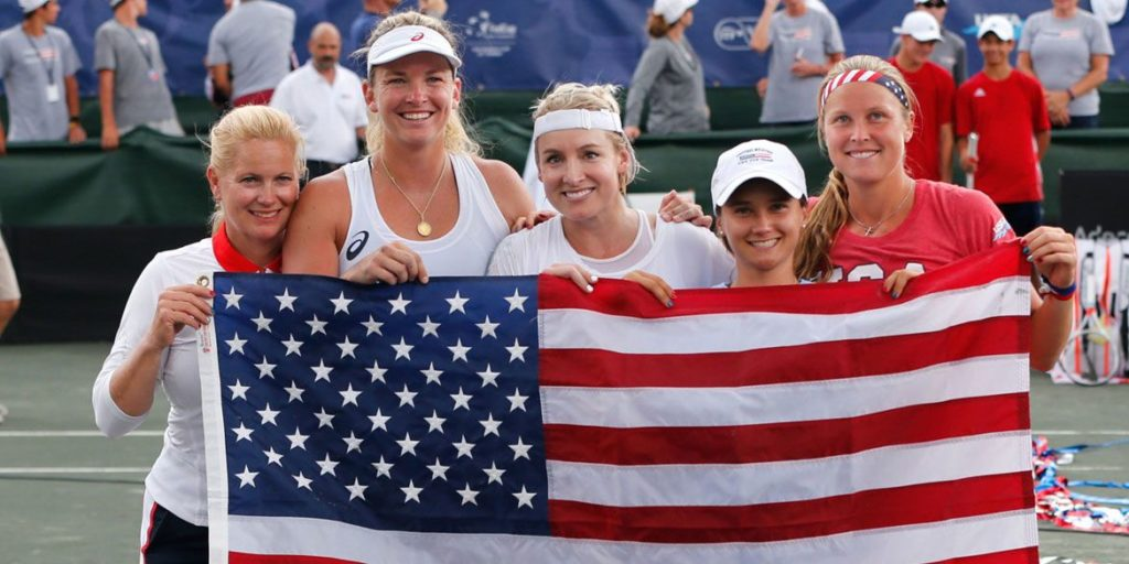 fed cup United States of America