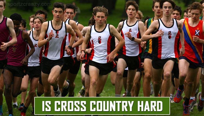 is cross country hard