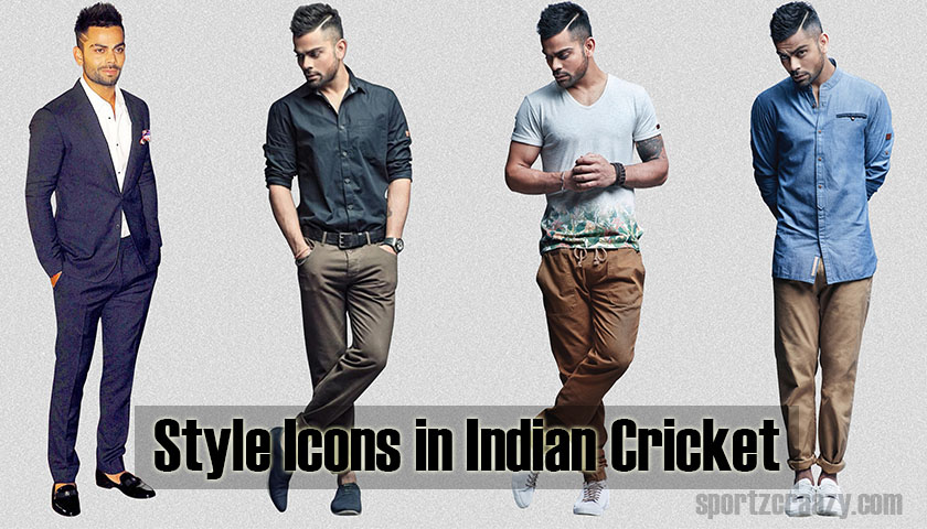 style icons in Indian Cricket