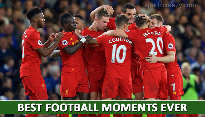 Best Football Moments Ever