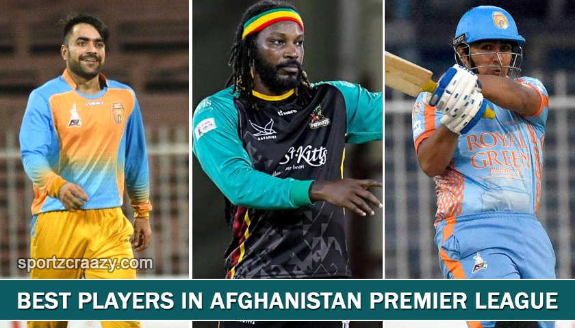 Best Players in Afghanistan Premier League