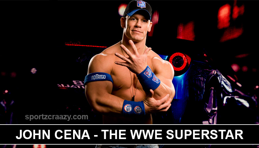 John Cena - The WWE Superstar
