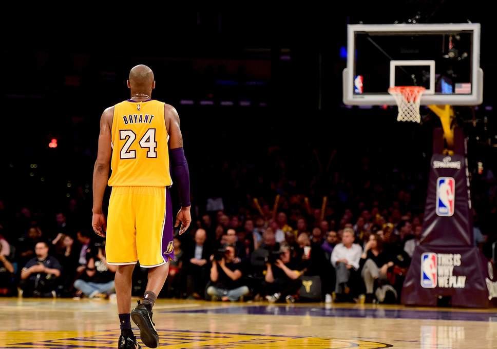 Kobe Bryant last match