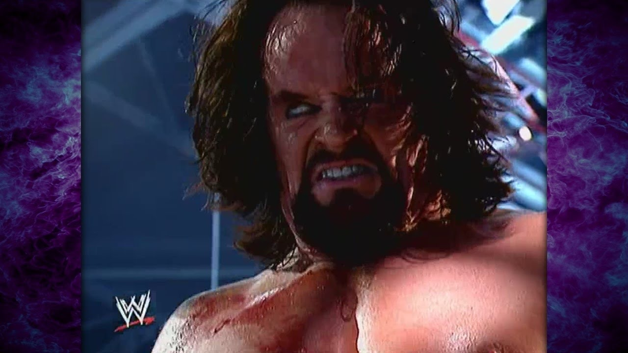 Undertaker in Survivor Series 2005