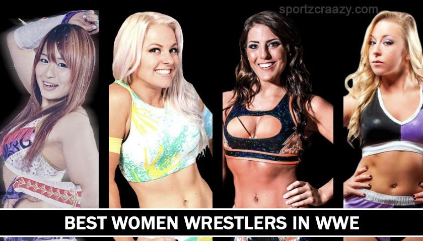 Best Women Wrestlers in WWE
