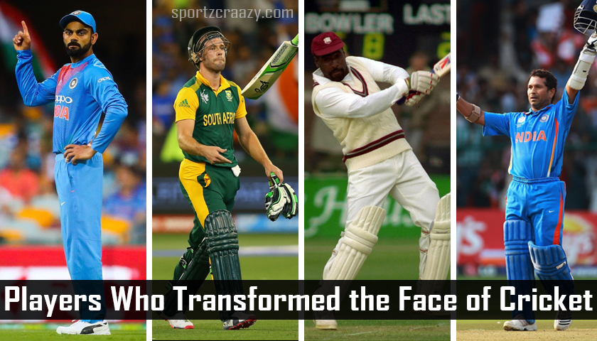 Players Who Transformed the Face of Cricket