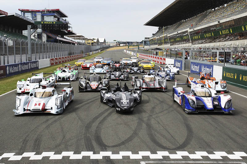 24 Hours of Le Mans Media Coverage