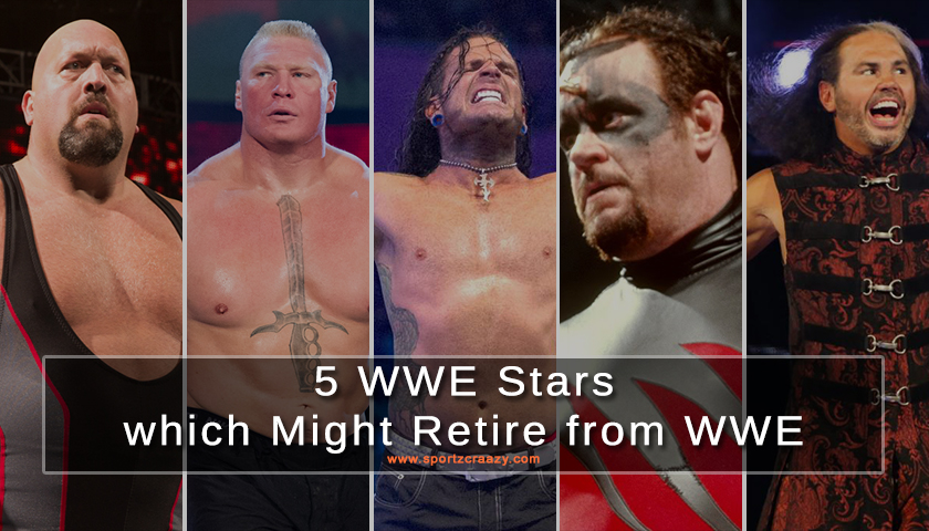 5 WWE Stars which Might Retire from WWE
