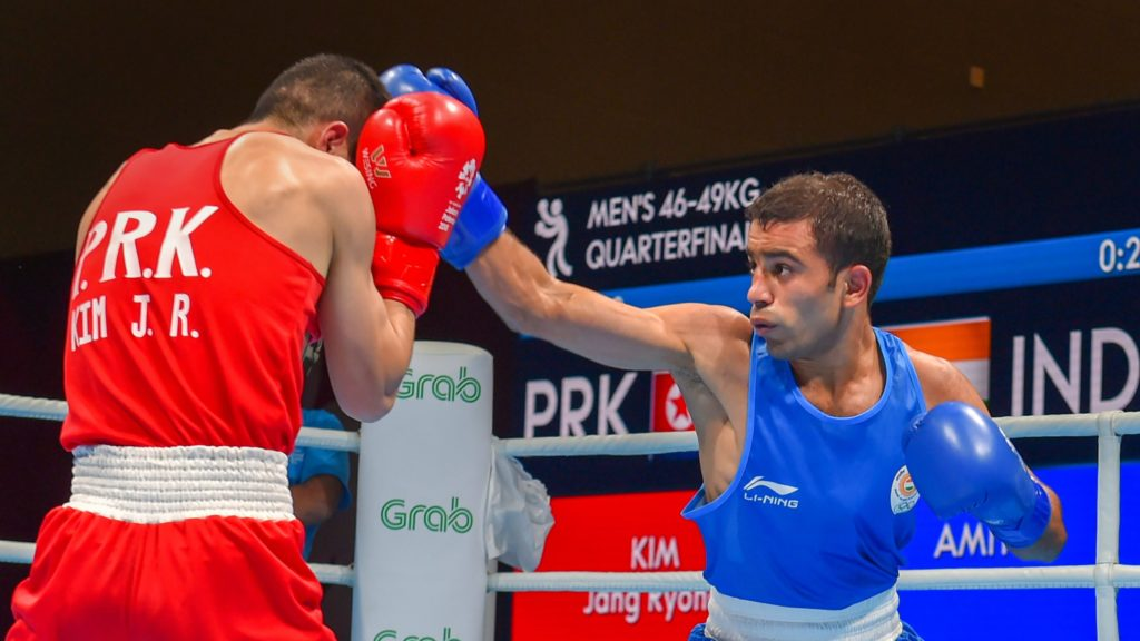 AIBA World Boxing Championships 2019