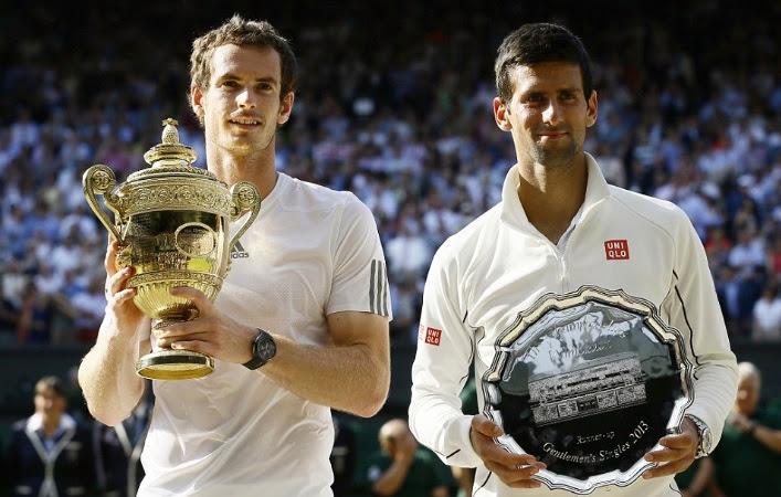 Andy Murray vs Novak Djokovic