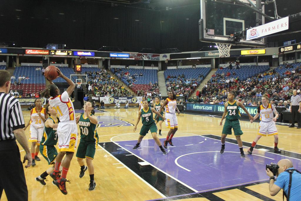Basketball teamgame