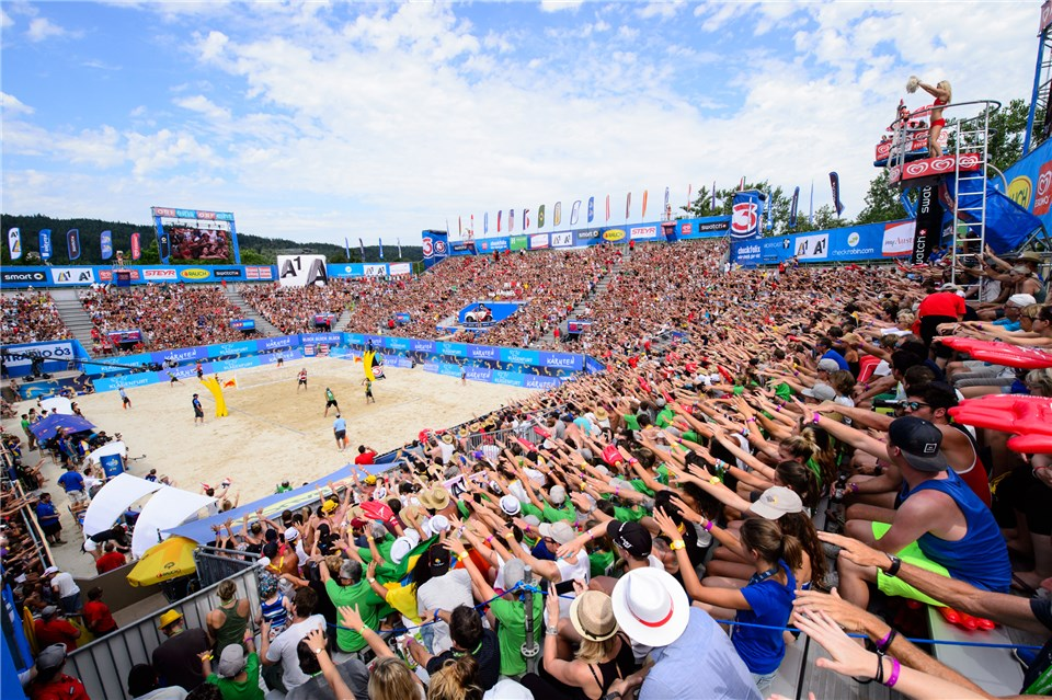 Beach Volleyball World Championships 2019