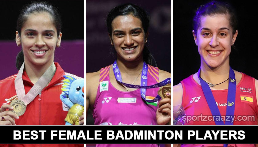 Best Female Badminton Players