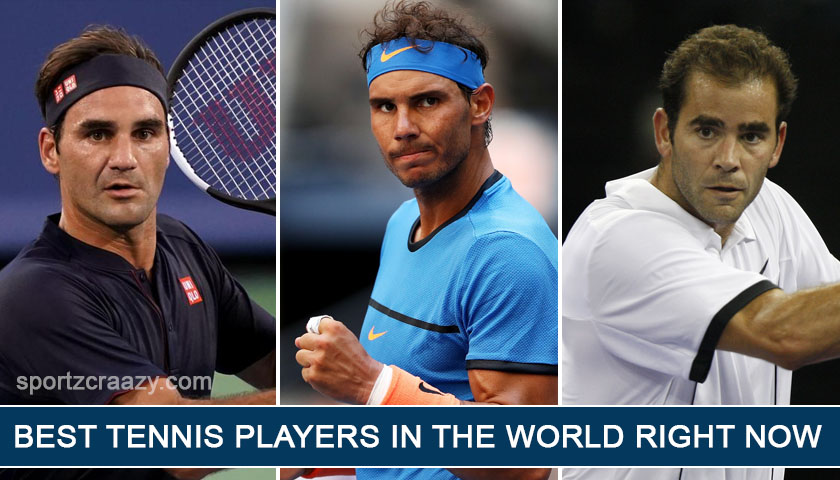 Best Tennis Players in the World Right Now