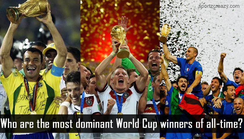 Brazil, Italy, Germany
