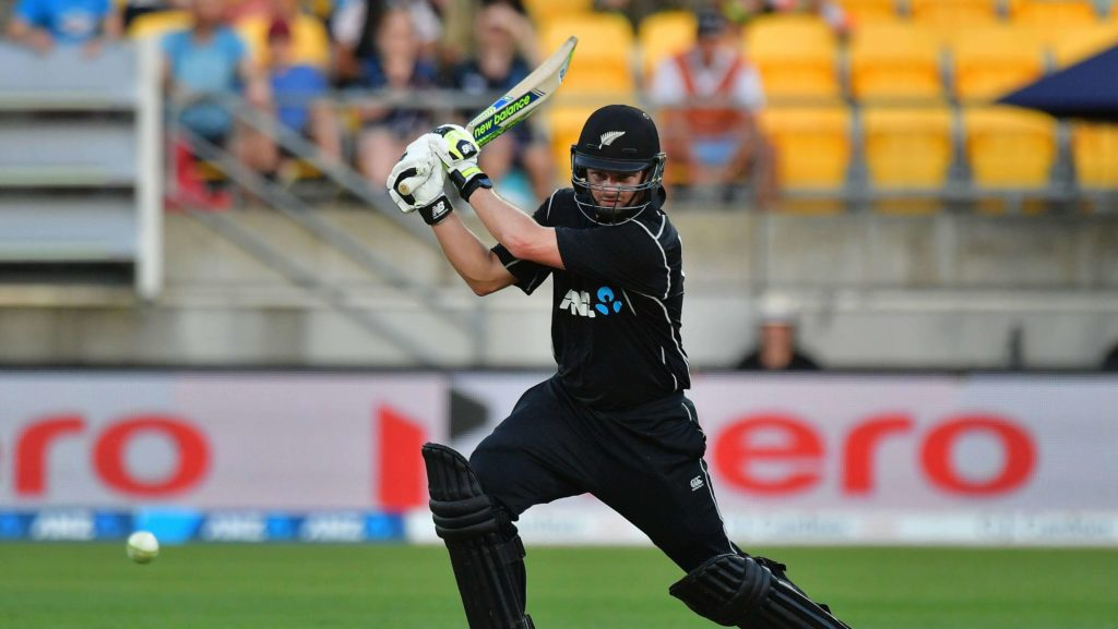 Colin Munro Most Sixes in T20I