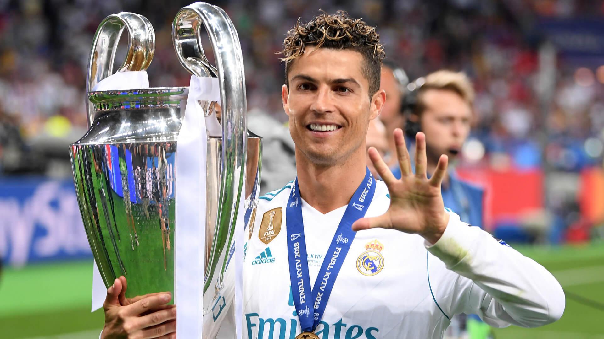 Cristiano Ronaldo Career Achievements